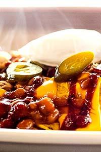Starter - BBQ Nachos